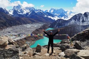 Fundraising in Himalayas