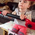Cerebral palsy sitting standing aid