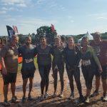 Muddy runners
