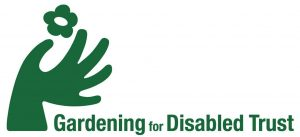 Gardening for Disabled Trust logo